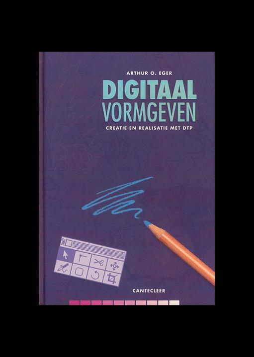 1991 Digitaal Vormgeven 170x245