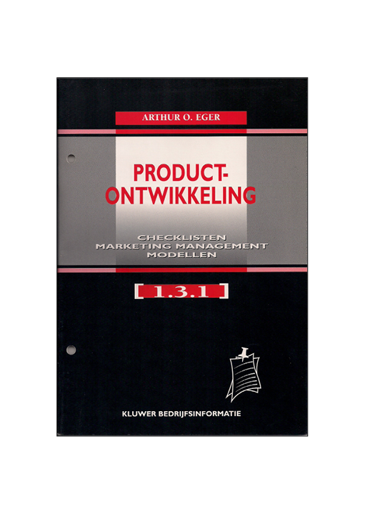 1997 Checklisten Productontwikkeling 168x240