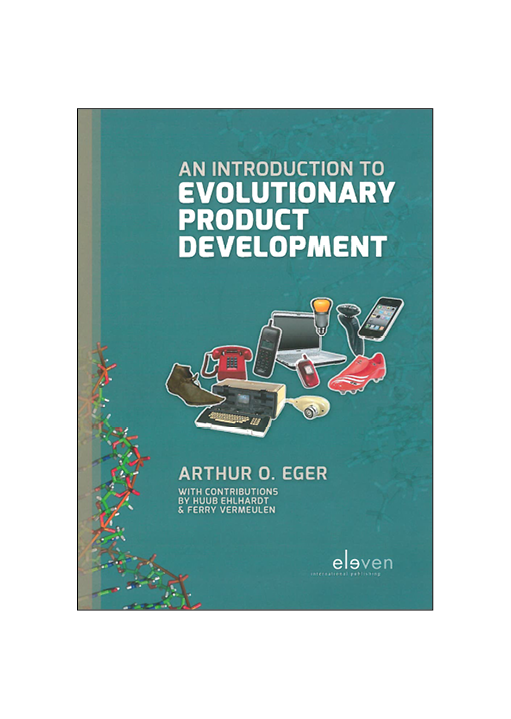 2013 An introduction to Evolutionary Product Development 170x240