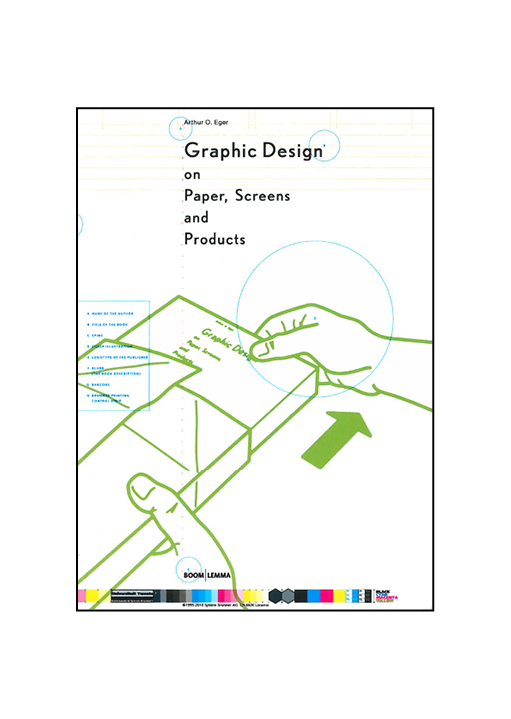 2015 Graphic Design on Paper Screens and Products 170x240